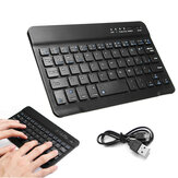 59 teclas inalámbricas Bluetooth Teclado para iOS Android Dispositivos con Windows iPhone iPad Macbook Samsung