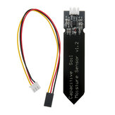 Capacitive Soil Moisture Sensor Not Easy To Corrode Wide Voltage Module For Arduino