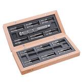 ATuManX-مصغرة24In1متعددة الأغراض الدقة مفك مجموعة أداة إصلاح مع التخزين المغناطيسي