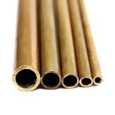 2-6mm Diameter Round Brass Tubes for Model building Craft 300mm Long Brass Tube