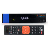 GTmedia V8 NOVA DVB-S2 Satellite TV Signal 1080P HD H.265 Built-in WIFI CCcam Receiver with AV Port Time Display