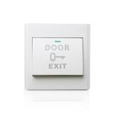 Original Botón de salida de la puerta Botón de apertura para el sistema de control de acceso