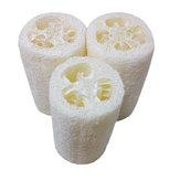 Honana BX Natural Loofah Bath Body Shower Sponge Scrubber Pad Exfoliating Body Cleaning Brush