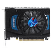 Yeston AMD RX550 4 GB GDDR5 128 Bits 1071 MHz 6000 MHz Placa de Vídeo Placa de Jogos Gaming