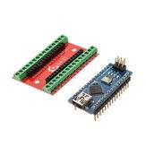 NANO IO Tablero de Expansión + Nano V3 Versión Mejorada sin Cable para Arduino