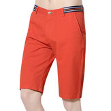 Original Summer Cotton Knee-length Outdoor Cargo Pants for Men