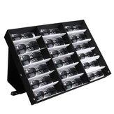 18 солнцезащитные очки очки для чтения ящик для хранения дисплей подставка очки кейс розничный магазин