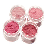 4 Colors Nail Decoration Powder Dust Velvet Dust