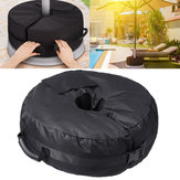 18 Inch Outdoor Patio Umbrella Base Weight Bag Sandbag Beach Gazebo Tent Canopy