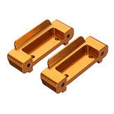 2PCS Upgrade Spare RC Car Parts Front Rear Bumper For Wltoys A959-B A969-B A979-B