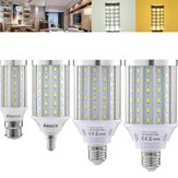 ARILUX® E27 E14 B22 12W 18W 25W 30W SMD 5730 Pure White Warm White LED Corn Light Bulb AC85-265V