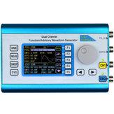 FY2300 50MHz Arbitrary Waveform Dual Kanallı Yüksek Frekanslı Sinyal Üreteci 200MSa / s 100MHz Frekans Ölçer DDS