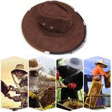 AntiBeeCapCowboyHatBeekeeping Protection Hat Beekeeper Outil Anti Insect Net