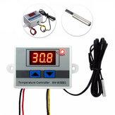 XH-W3001 Digital LED controlador de temperatura termostato interruptor de control de la sonda 10A 220v