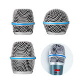 Original Microphone Grille Metal Windscreen Fits Beta 58A/57A/87A Microphone