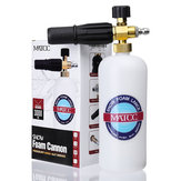 Original MATCC Adjustable Snow Foam Lance Washer Soap 1L Bottle High Pressure Washer Gun Foam Cannon