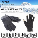 Men Winter Touch Screen Gloves Full Finger Mittens For iPhone 6/6S Plus iPhone 6/6S Tablet Smartphone