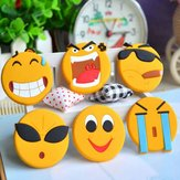 Lovely Cartoon Faces Smiling Fridge Magnet Magnetic Sticker White Board Magnet Room Decor Paste