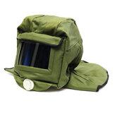 Casco protector de seguridad Sandblast Sand Blast Hood Protector para arenado