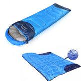 Tente de camping randonnée simple sac de couchage sac pliage coton de couchage pour le sommeil de Voyage adulte