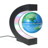 Electronic Magnetic Levitation Floating Globe Decoration Decor Home