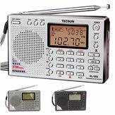 TECSUN PL-380 DSP PLL FM interruptor LW recepción de radio de radio estéreo digital