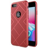 NILLKIN Air Mesh Dissipating Heat Matte Hard PC Case for iPhone 8