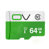 Original OV 80MB/S 64G Class10 TF Card Memory Card Storage Card