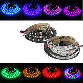 WS2811 5M 240 SMD 5050 LED Tira RGB Dream Color Light No Impermeable DC 12V