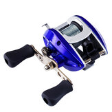 ZANLURE 3.3:1 3BB Metal+Plastic Right Hand Baitcasting Fishing Reel Resistance Brake Sea Fishing