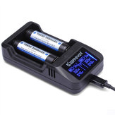 Keeppower L2 LCD Display Intelligent Li-ion Rechargeable Battery Charger