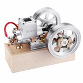 In Stock Eachine ET1 STEM Upgrade Hit & Miss Gas Engine Stirling Engine Model Combustion Engine Collection