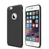 CAFELEMicroScrubUltraMinceSoft Housse en Silicone TPU pour iPhone 7/8