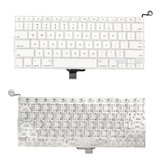 Replacement US Keyboard White For MacBook 13