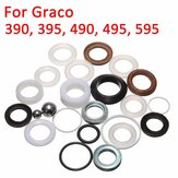 Aftermarket Repair V-packing Seals Kit For 390 395 495 595 Graco Paint Sprayer Ultra