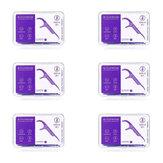 300pcs Xiaomi Soocas Professional Dental Flosser Ergonomic Design FDA Testing Food Grade