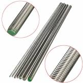 500mm M3 to M12 Stainless Steel Threaded Rod Lead Screw Rod