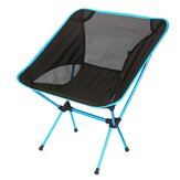 Outdoor Portable Folding Chair Camping Hiking Beach Seat Stool For BBQ Picnic