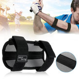 Original Golf Swing Gesture Practice Training Aids Elbow Support Brace Arm Band Trainer