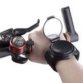 BIKIGHT Sport Bicycle Bike BackEye Wrist Band Strap Reflex Rear View Back Mirror Cycling Safe