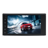 2Din 7.0 Inch Android 8.1 1080P GPS WiFi Bluetooth Coche Reproductor estéreo Radio MP5 para TOYOTA
