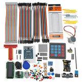 LCD1602 Breadboard DuPont Cable RFID Starter Learning Kit For Arduino Raspberry Pi 3 Pi 2 Model B / B+