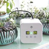 Garden Family Smart Flower Water Irrigation Timer Intelligent Automatic Indoor Plant Drip Watering