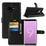 PU Leather Wallet Kickstand Flip Protective Case For Samsung Galaxy Note 9