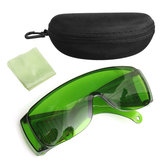 IPL Green Laser Pointer Protection Safety Laser Glasses Goggles OD With Box