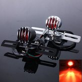 Motorcycle Rear Brake Tail Light Bracket For Harley Chopper Bobber
