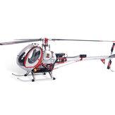 Original JCZK 300C 470L DFC 6CH Super simulación 3D Smart RC Helicóptero RTF con GPS Botón de retorno con una sola tecla
