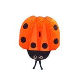 1.4m Children Ladybug Kite Portable Outdoor Funny Game Sport Park Kite