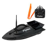 Flytec 2011-5 Barco RC de Cebo de Pescado Eléctrico 500M Buscador Remoto de Peces 5.4km/h Juguetes de Doble Motor
