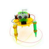 DIY Elektrische Graffiti Roboter DIY Pädagogisches Spielzeug Roboter Montiert Spielzeug Für Kinder